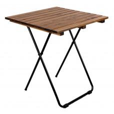 Zahradní stolek Linder Exclusiv MC4712 45 x 50 x 45 cm - hnědý Preview