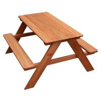 Detský piknikový stôl Axi DAVE