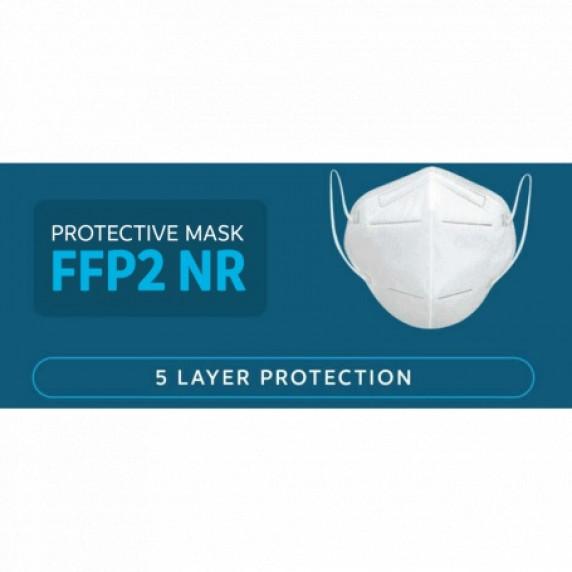 20 ks respirátor FFP2 NR Mediroc