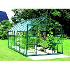 VITAVIA URANUS skleník 11500 číre sklo 3 mm zelený