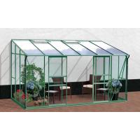VITAVIA IDA skleník 7800 PC 4 mm zelený