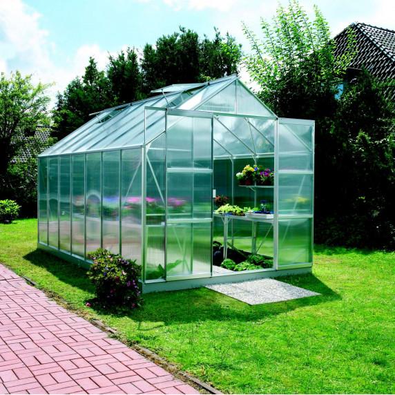 VITAVIA URANUS skleník 11500 PC 6 mm stříbrný