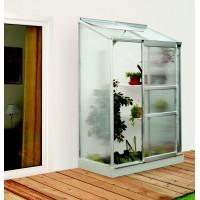 VITAVIA IDA skleník 900 PC 4 mm stříbrný
