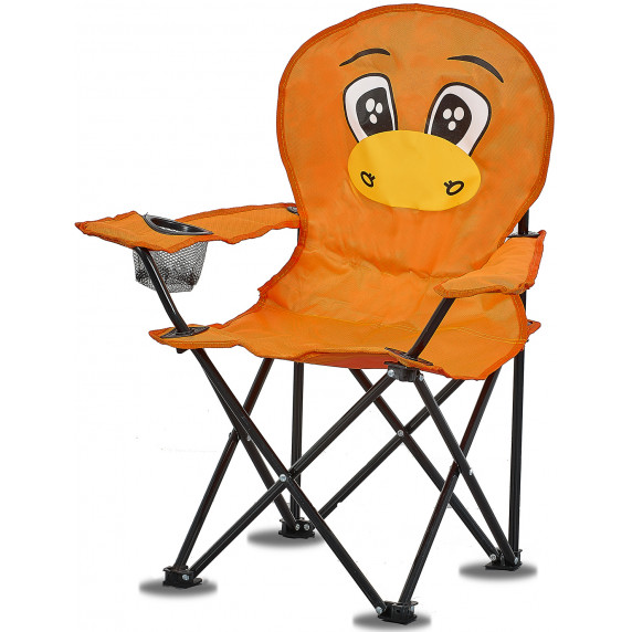 Linder Exclusiv Dětské křeslo ANGLER MC2504 Orange