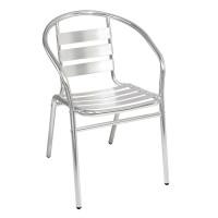 Zahradní kovová židle LINDER EXCLUSIV MC4602 75 x 54 x 56 cm