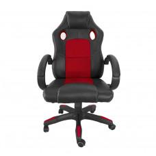 Kancelárské kreslo Aga Racing MR2070 černa-červená Preview