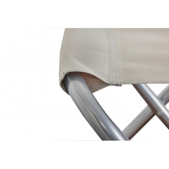 Kempingový skládací set Aga - Bílý - MR 4100