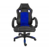 Kancelárské kreslo Aga Racing MR2070 černo-modre
