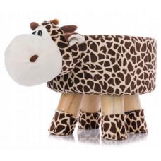 Aga4Kids Dětský taburet - Žirafa Preview