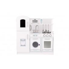 Aga4Kids Dřevěná kuchyňka AGATHA White Preview