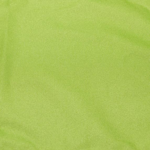 Dřevěné skládací lehátko AGA - světle zelené