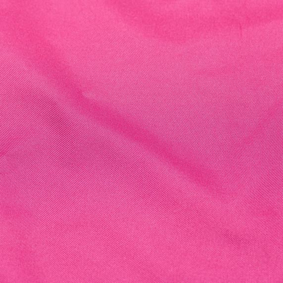 Dřevěné skládací lehátko AGA - růžové