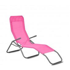 Aga Zahradní lehátko SIESTA MC372171PI - Pink Preview