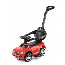 Aga4Kids Odrážedlo BMW s vodící tyčí - Červený Preview