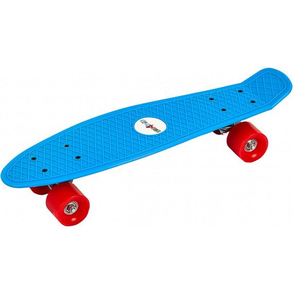 Skateboard Aga4Kids - Modrý