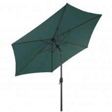 Linder Exclusiv Slunečník Knick 250 cm Dark Green Preview