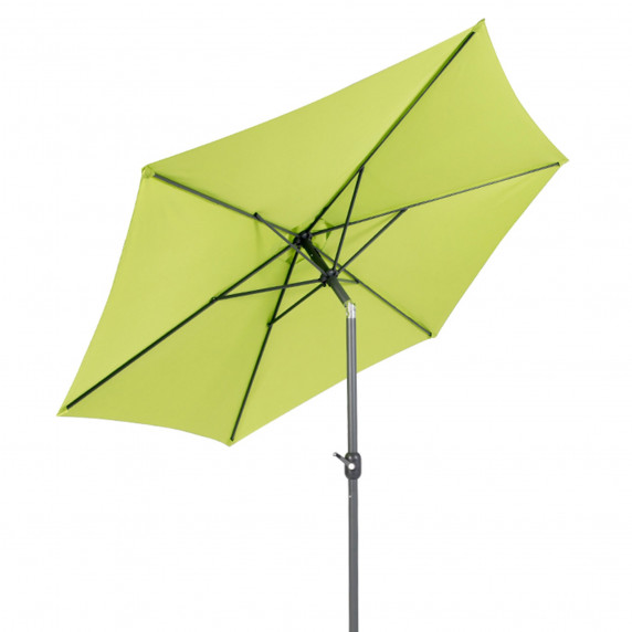 Linder Exclusiv Slunečník Knick 300 cm Lime