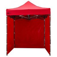AGA predajní stánek 3S POP UP 2x2 m Red