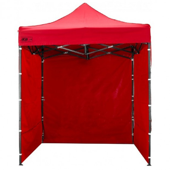 AGA predajní stánek 3S POP UP 2x2 m Red
