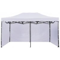 AGA prodejní stánek 3S POP UP 3x6 m White