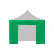 Aga Bočnice s dveřmi POP UP 4,5 m Dark Green Preview