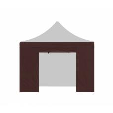 Aga Bočnice s dveřmi POP UP 4,5 m Brown Preview