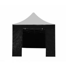 AGA Bočnice s dveřmi POP UP 3x3 m Black Preview
