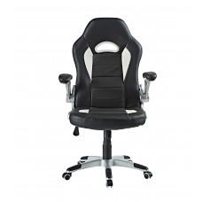 Kancelářské křeslo AGA Racing MR2050W  - černo-bílé Preview