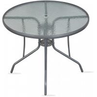 Zahradní stůl Linder Exclusiv MR4354LGY 75 x 90 cm