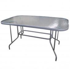 Zahradní stůl MR4357LGY 110 x 70 x 75 cm Preview