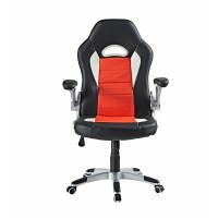 Kancelářské křeslo AGA Racing MR2050W/Red - černo-červené