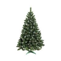 Vánoční stromek 180 cm se šiškami + umělohmotný stojan AGA MCHS02/180
