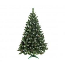 Vánoční stromek 180 cm se šiškami + umělohmotný stojan AGA MCHS02/180 Preview