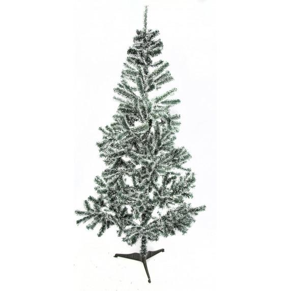 Aga Vánoční zasnežený stromeček 180 cm 837T