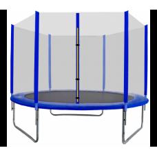Aga SPORT TOP Trampolína 305 cm Blue + ochranná síť Preview