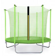 Aga SPORT FIT Trampolína 180 cm Light Green + vnitřní ochranná síť Preview