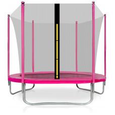 Aga SPORT FIT Trampolína 250 cm Pink + vnitřní ochranná síť Preview