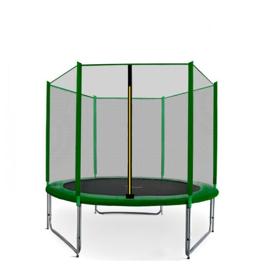 Aga SPORT PRO Trampolína 180 cm Dark Green + ochranná sieť 2018