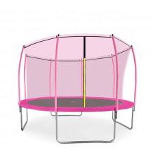 Aga SPORT FIT Trampolína 366 cm Pink + vnitřní ochranná síť Preview