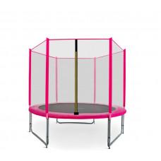 Aga SPORT PRO Trampolína 150 cm Pink + ochranná síť Preview