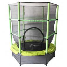 Aga Dětská trampolína 140 cm Light Green + ochranná síť Preview
