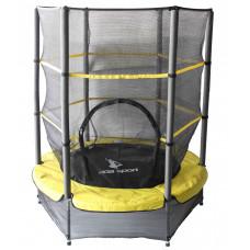 Aga Dětská trampolína 140 cm Yellow + ochranná síť Preview