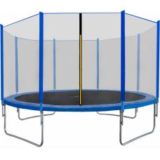 AGA SPORT PRO Trampolína 430 cm + ochranná sieť Blue Preview