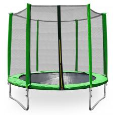 Aga SPORT TOP Trampolína 305 cm Light Green + ochranná síť Preview
