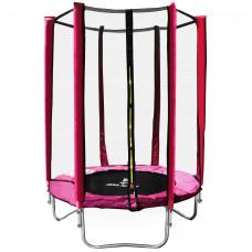 Aga SPORT TOP Trampolína 150 cm Pink + ochranná síť Preview