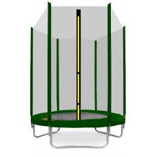 Aga SPORT TOP Trampolína 150 cm Dark Green + ochranná síť Preview