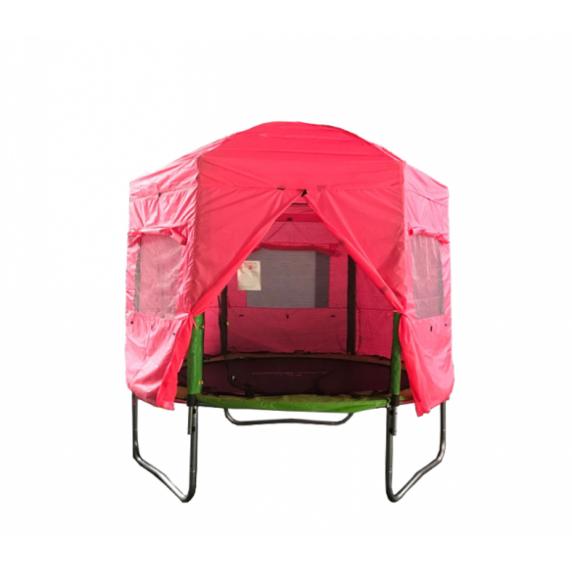 AGA stan na trampolínu 305 cm (10 ft) - růžový