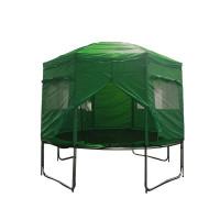 AGA stan na trampolínu 366 cm (12 ft) tmavě zelený