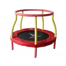 Aga Dětská trampolína 116 cm Red/Yellow Preview