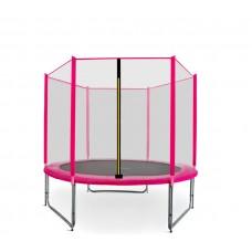 Aga SPORT PRO Trampolína 180 cm Pink + ochranná síť Preview